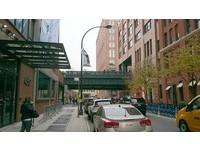 ▲紐約值得造訪?#21253;c 廢棄鐵道被改造成美麗的空中花園High Line。(圖/記者黃士原攝)
