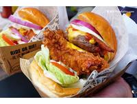 ▲▼台中堡彪專業美式漢堡 Burger Guardian。(圖/?#27877;保?#35613;蘿莉 La vie heureuse提供)