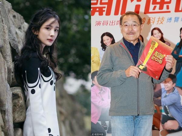 杨幂自曝跨年回去陪伴家人! 公开12月行程…公公刘丹笑了