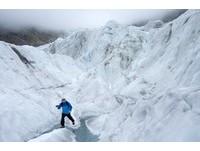 ▲紐西蘭fox glacier冰川健?#23567;#?#22294;/記者于?#35328;?#25885;)