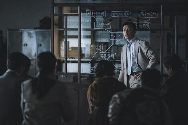 南韩123「国耻日」带动票房 《分秒币争》上映以来每天都冠军