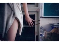 女魔術師王子妃全裸詮釋恐怖漫畫富江(吉田瞬攝,駿 創意企劃工作室授權使用