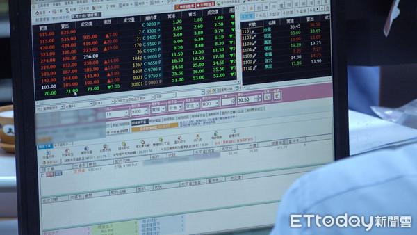 ▲理財,投資,期貨交易所,期貨,期貨投資,指數,交易,交易員。(圖/記者謝婷婷攝)