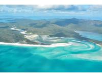 ▲澳洲白天堂沙灘、大堡礁。(圖/網友Han Sheng Lin提供)