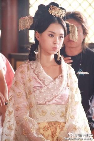 《兰陵王》最美蛇蝎女郑儿-毛林林