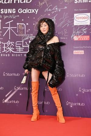 蓝心湄《女人我最大》夺新加坡星和最佳主持人奖