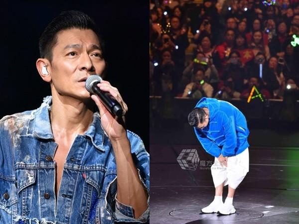 刘德华回归!香港舞台开唱日公布 最快1月底确认