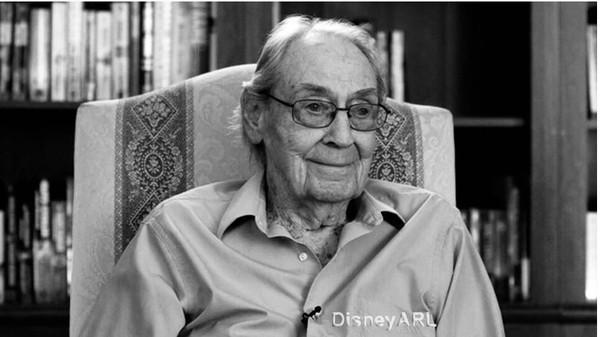 谢谢你的魔法!小木偶、幻想曲…迪士尼动画师Don Lusk 105岁逝世