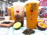 ▲▼嚮茶全球已超過600家分店。(圖/記者陳建竹攝)