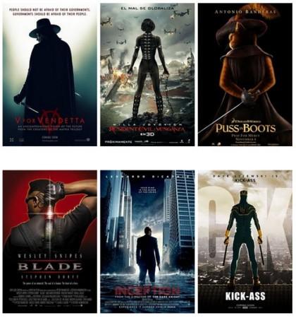 你对哪些电影海报「审美疲劳」了?