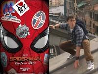 《蜘蛛人:離家日》。(圖/《蜘蛛人:離家日》劇照、翻攝自YouTube/Sony Pictures Entertainment)
