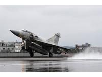 ▲▼台灣幻象2000戰鬥機,2019年春節加強戰備媒體參訪活動。(圖/路透社)