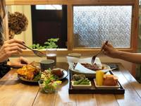 ▲▼小小兔子廚房提供各式早餐、早午餐。(圖/記者陳建竹攝)