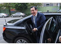 ▲▼前總統馬英九蒞臨ETtoday接受專訪。(圖/記者林敬旻攝)