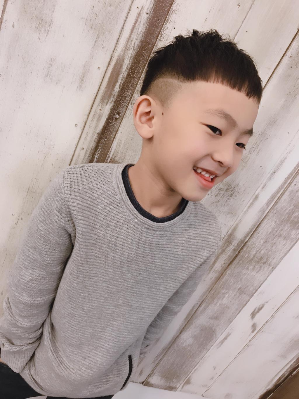 23款超萌儿童发型 启动他的「时尚基因」人人见了都喊图片