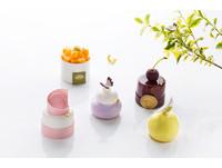 ▲文華餅房的網紅系列甜點。(圖/台北文華東方酒店提供)