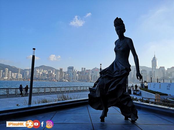 香港尖沙咀海滨星光大道31日重新开放 4大特色抢先看