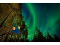 ▲瑞典奇幻樹屋(圖/翻攝自treehotel FB)