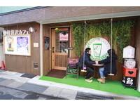 ▲▼輕井澤Cafe,輕井澤咖?#29790;^,吊椅咖?#29790;^。(圖/記者蔡玟君攝)