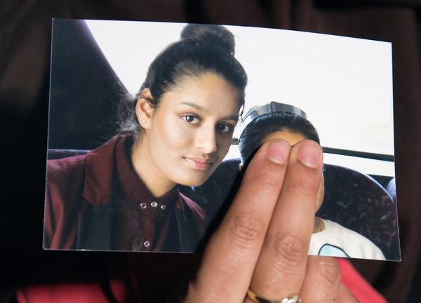 ▲▼(Shamima Begum)聖戰新娘,15歲少女投奔IS。(圖/路?#31119;? width=