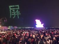 ▲2019台灣燈會璀璨開幕 民?#23067;?#35738;美爆了▼             。(圖/記者陳崑福翻攝)