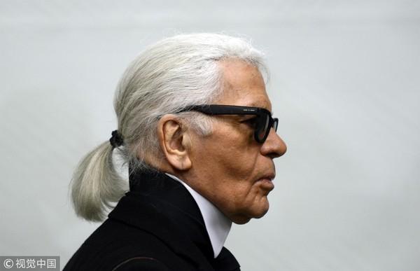 ▲▼卡爾•拉格斐(Karl Lagerfeld)。(圖/CFP)