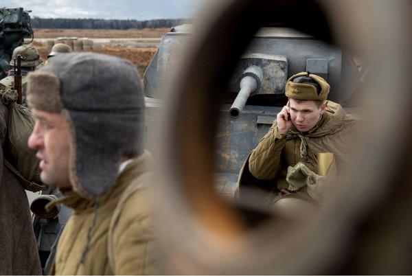 ▲俄羅斯國家杜馬通過禁止士兵使用智慧型手機、社群APP。(示意圖/達志影像/美聯社)