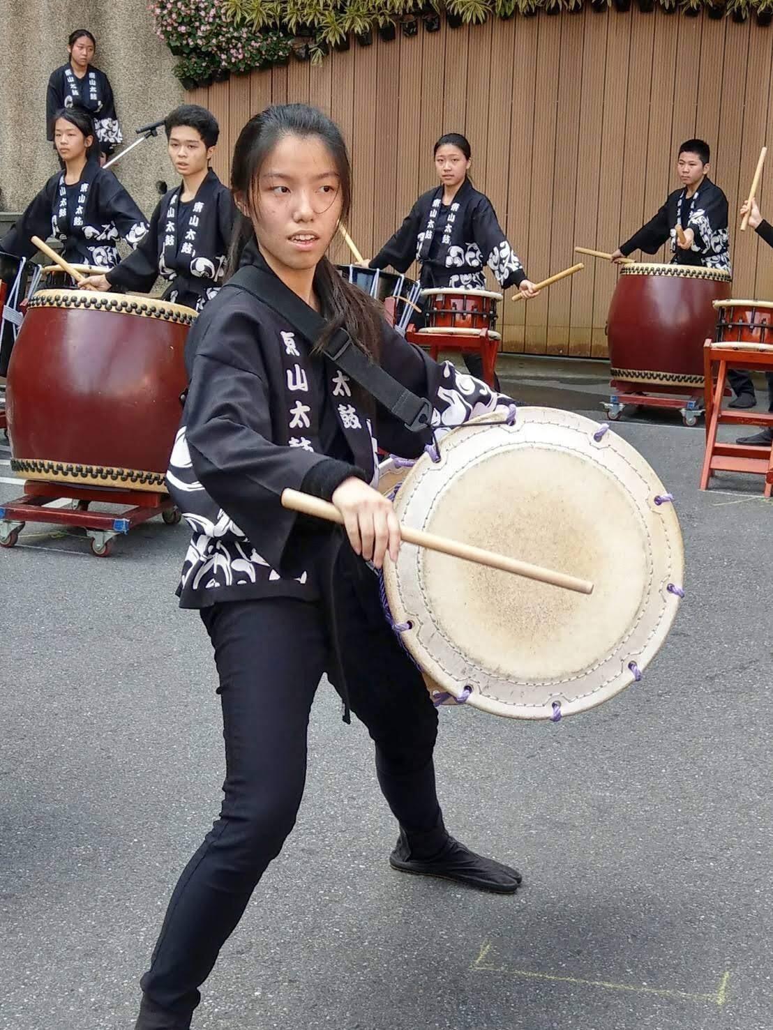 社团玩出满级分!东山高中3领袖体超强凭「2017暑假年高中广州市图片