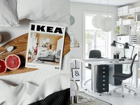 ▲ikea rental furniture 計畫。(圖/翻攝自IG@ikeasverige)