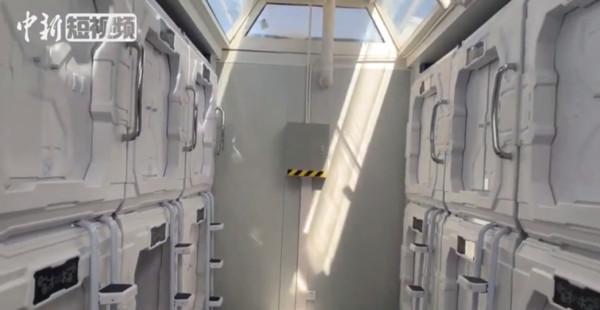 ▲▼中國首個科學火星模擬基地。(圖/中新社)