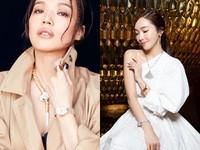 ▲舒淇、Jessica現身巴塞爾鐘錶展(圖/翻攝自sqwhat、jessica.syj IG)
