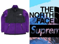 ▲Supreme x The North Face。(圖/翻攝自IG@supreme_leaks_news)