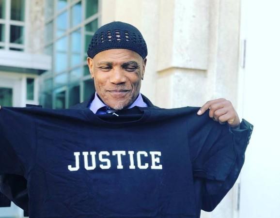 ▲▼美國黑人男子威廉姆斯(Archie Williams)坐了36年冤獄。(圖/翻攝自臉書/Innocence Project New Orleans)