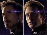 ▲▼《復仇者聯盟:終局之戰》海報。(圖/翻攝自臉書/Marvel)