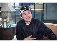 ▲孫鵬復工《國光幫幫忙》,接受媒體採訪。(圖/記者?#24535;?#26107;攝)