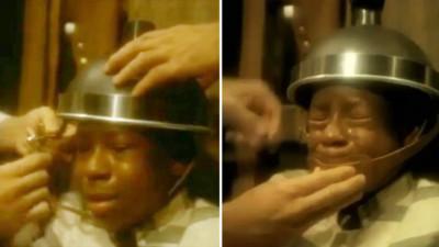 ?#27602;G色奇?#25943;?#30495;實版!14歲男孩被處殘忍電刑 70年後才還他清白
