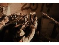 ▲▼林依晨台北電影節形象廣告《我的一票不給你》。(圖/台北電影節提供)