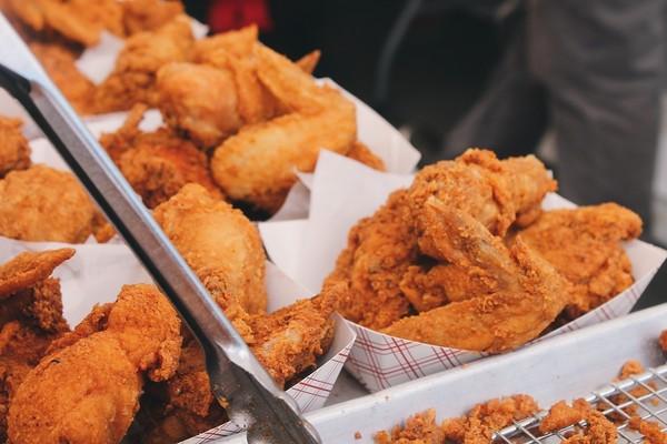 ▲▼雞翅,炸物。(圖/取自Pixabay)