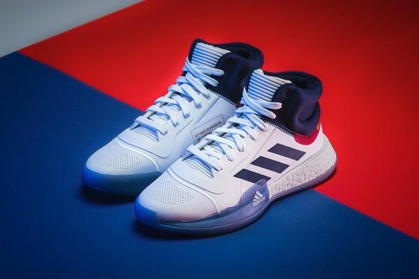 adidas致敬鞋款Top Ten 40周年 MARQUEE BOOST完美重现