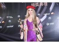 ▲第30屆金曲獎最佳國語專輯,Ugly Beauty,蔡依林。(圖/攝影中心攝)