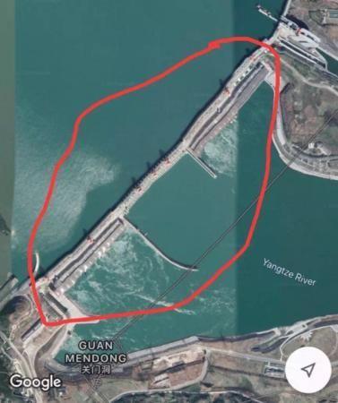 破解 三峡大坝变形 谣言 专家秀卫星照打脸假消息