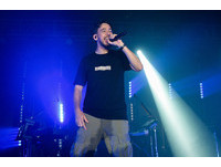 ▲▼「聯合公園」麥可 Mike Shinoda 演唱會。(圖/記者張一中攝)