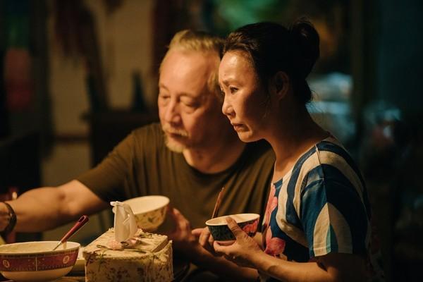 ▲▼張作驥、呂雪鳳新片《那個我最親愛的陌生人》劇照。(圖/金馬執委會提供)
