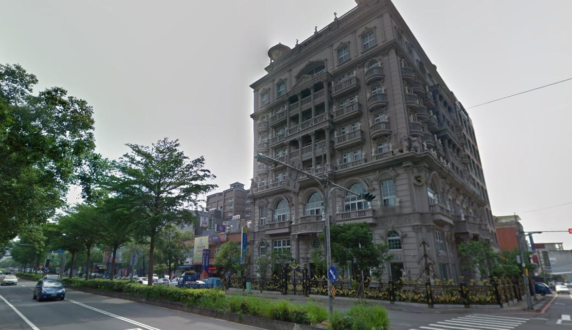 ▲▼   胡漢龑 羅浮宮,啟德         。(圖/翻攝自google map)
