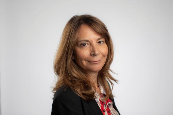 ▲金融時報明年將上任的首位女總編Roula Khalaf。(圖/路透)