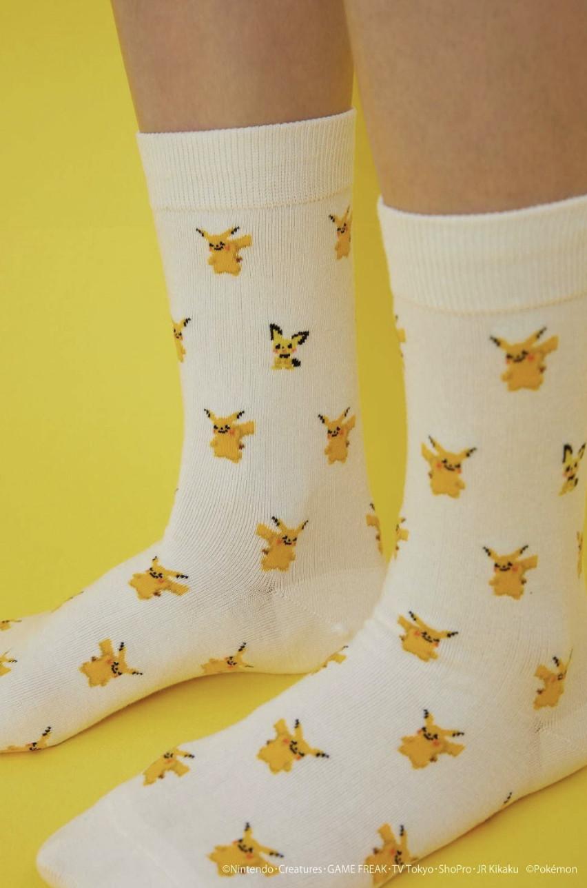 宝可梦长袜