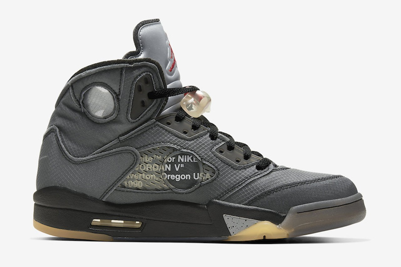 Off-White? x Air Jordan 5