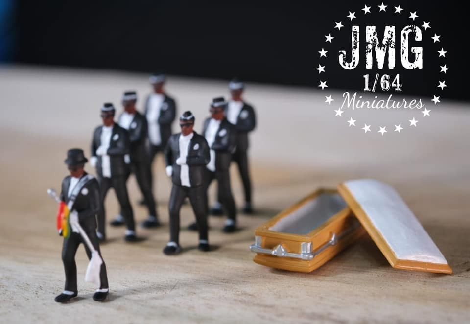 ▲▼(圖/翻攝自Facebook/JMG 1/64 Miniatures)