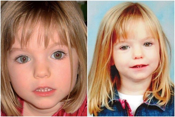 ▲▼麥德琳女童失蹤案(Madeleine McCann)。(圖/翻攝自Facebook/Official Find Madeleine Campaign)