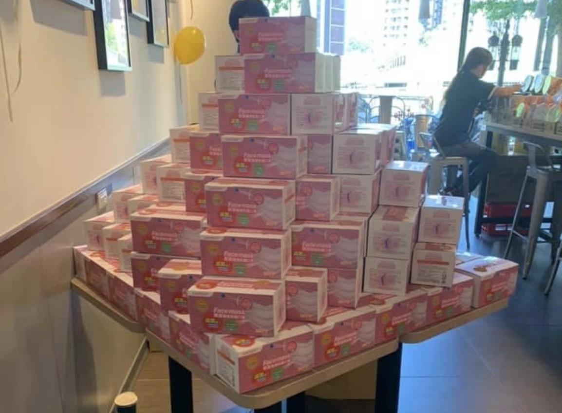 2萬盒夯色口罩開搶!50家萊爾富「時間、門市」一次看 下一波3清新色曝光